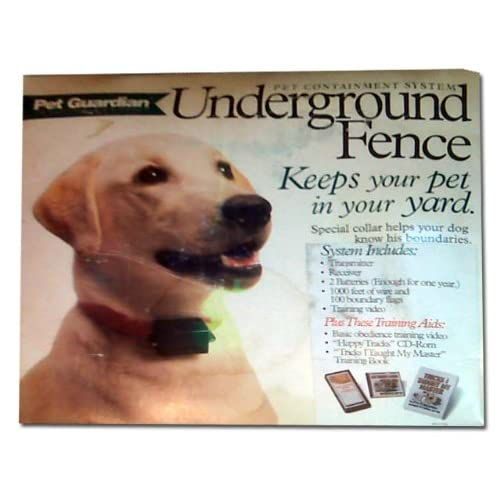 Amazon.com: Pet Guardian Training Systems Underground