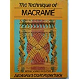 The Technique of Macrame (Craft Paperbacks)by Bonny Schmid-Burleson