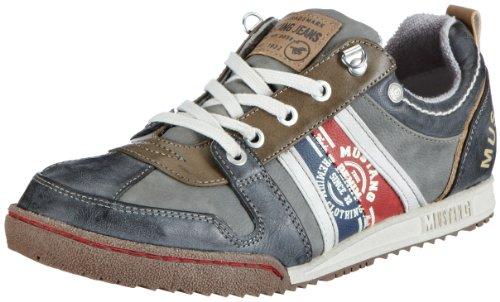 Mustang Sneaker, Sneaker uomo, Grau (2 grau), 45