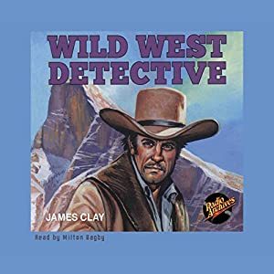 Wild West Dectective Audiobook