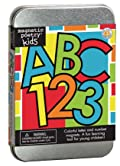 ABC 123 Magnetic Poetry Kit