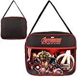 Marvel Messenger Bag, 34 cm, Black