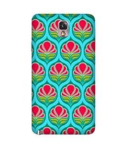 Neon Retro Samsung Galaxy Note 3 Case
