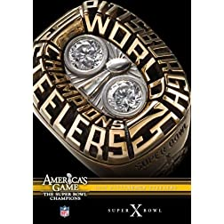 NFL America's Game: 1975 STEELERS (Super Bowl X)
