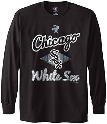 MLB Chicago White Sox Men's 58T Long Sleeve Tee