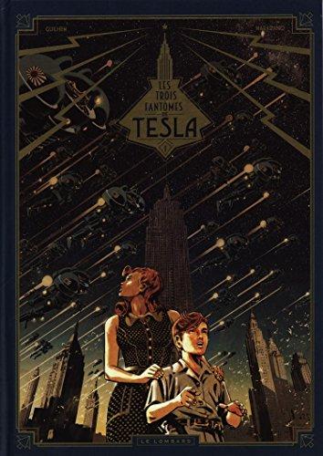[Les] Trois fantômes de Tesla. 01,le mystère chtokavien
