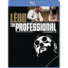 Léon: The Professional (Theatrical and Extended Edition) [Blu-ray]: Jean Reno, Gary Oldman, Natalie Portman, Danny Aiello, Peter Appel, Willi One Blood, Don Creech, Keith A. Glascoe, Randolph S