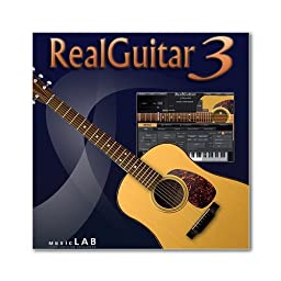 MusicLab RealGuitar 3 Virtual Guitar Software
