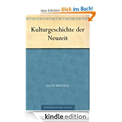 Kulturgeschichte der Neuzeit