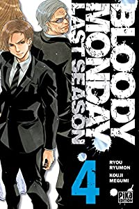 Bloody Monday - Saison 3 Edition simple Tome 4