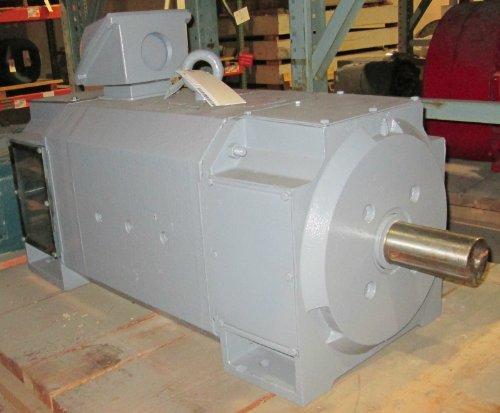 Rebuilt Reliance Electric Dc Motor 60 Hp Lc3612Atz 500/2000 Rpm Type Tr Encl Dp