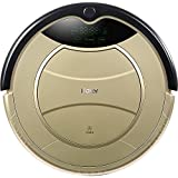 Haier® SWR-T321 Pathfinder Vacuum Cleaner Robot Remote Control Self Charging Cleaning Devices(Golden AU Plug)