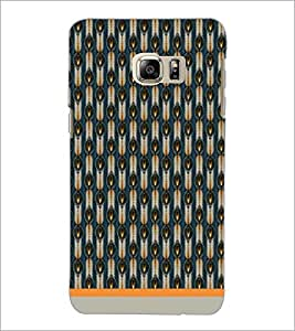 PrintDhaba Pattern D-1604 Back Case Cover for SAMSUNG GALAXY NOTE 5 EDGE (Multi-Coloured)
