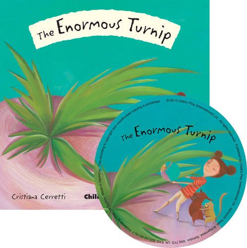 The Enormous Turnip [With CD (Audio)] (Flip Up Fairy Tales) PDF