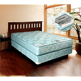 Comfort Classic Gentle Firm Queen Size Mattress