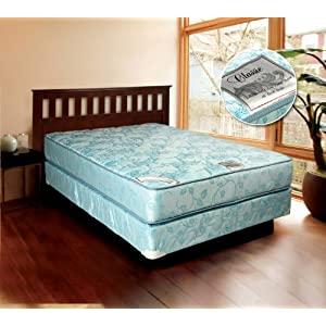 Best Sale Comfort Classic Gentle Firm Twin Size Mattress And Box Spring In Best Price Best