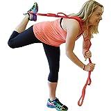 FMS Yoga Stretching & Flexibility Stretch Strap (10 Colors)