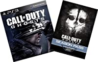 Call of Duty Ghosts Digital Bundle: Game + Season Pass - PS3 [Digital Code] by Sony PlayStation Network