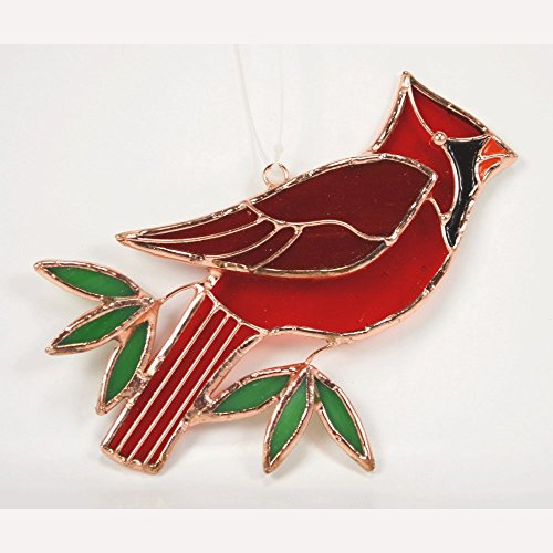 Gift Essentials GE141 Cardinal Suncatcher