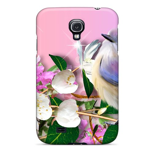 Perfect A Little Bird Told Me Case Cover Skin For Galaxy S4 Phone Case