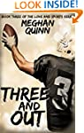Three and Out (Love and Sports Series...
