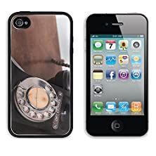 buy Msd Apple Iphone 4 Iphone 4S Aluminum Plate Bumper Snap Case Vintage Uk General Post Office 332 Director Telephone Handset Micro Telephone Image 23806329