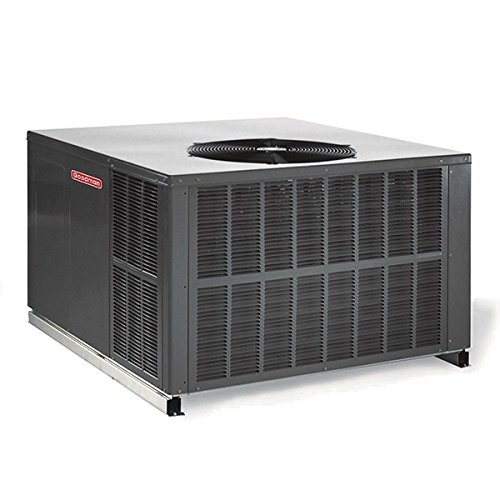 Goodman Gpg1360090M41 Air Conditioner, 5 Ton Self-Contained Packaged Furnace 13 Seer - 57,000 Btu Cooling & 92,000 Btu Heating