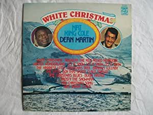 white christmas with nat king cole & dean martin