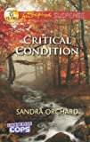 Critical Condition (Love Inspired Suspense)