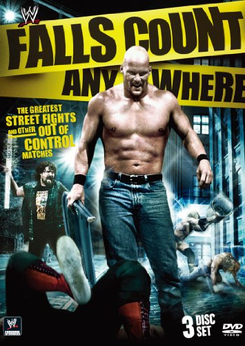 WWE フォールズ・カウント・エニウェア(3枚組) [DVD]