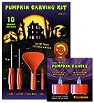 Pumpkin Carving Kit & Electronic Candles