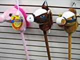 "29"" Stick Horse Giddy-up and Go Pony w/ Real Sound - Pink"