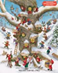 Elf Magic Chocolate Advent Calendar,...