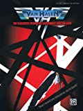Van Halen 30 Classics From The Legendary Guitar God Authentic Guitar Tab Edition (Authentic Guitar-Tab Editions)