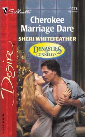 Image for Cherokee Marriage Dare  (Dynasties: The Connellys)