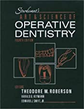 Sturdevant s Art and Science of Operative Dentistry by Harald O. Heymann DDS MEd