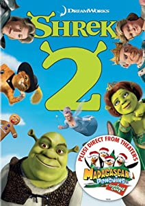 Shrek 2 (Bilingual)