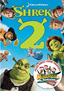 Shrek 2 (w/ Bonus Holiday DVD) (Bilingual) [Import]