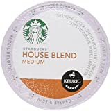 Starbucks House Blend, K-Cup for Keurig Brewers, 54 Count