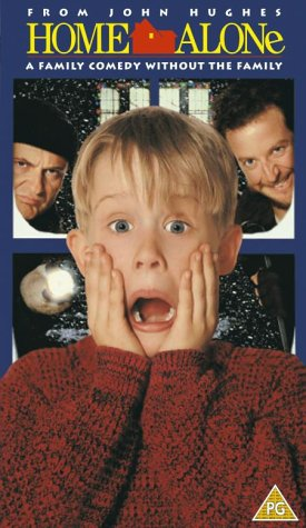 Home Alone [VHS] [1990]