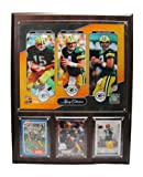 "Green Bay Packers Legacy Collection 15""x12"" Wood Plaque Rodgers Favre & Starr at Amazon.com"