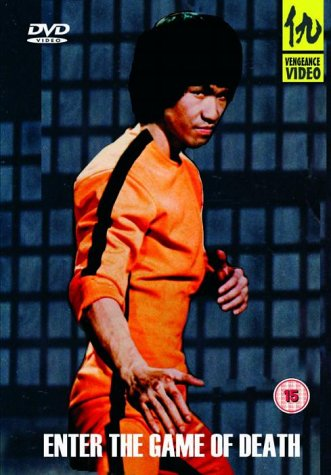 Enter The Game Of Death Cover