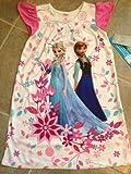 Disney Store Anna & Elsa Nightgown Size 3