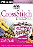 DMC Cross Stitch Double Pack (The Art of Cross Stitch & Cross Stitch Pattern Designer)
