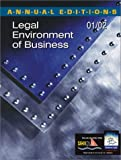 Annual Editions: Legal Environment of Business 01/02 (0072404345) by Kurt Stanberry