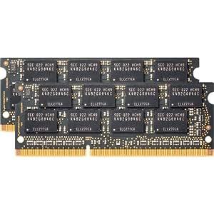 Samsung Electronics - 30nm SODIMM 8 Dual Channel Kit DDR3 1600 (PC3 12800) 204-Pin DDR3 SO-DIMM MV-3T4G3D/US