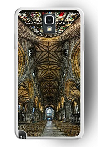Sprawl New Fashion Design Ulak Luxury Hard Skin Samsung Galaxy Note 3 Case Religious Indoor Of Church