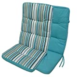 Lawn & Patio - Marina Recliner Chair Cushion Reversible - Box Model - FREE* Delivery - Garden Furniture