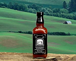 Historic Lynchburg Tennessee Whiskey Jalapeno Pepper Ketchup by Lynchburg Merchandise Company