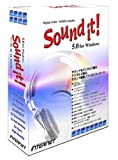 Sound it! 5.0 for Windows